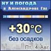 Ну и погода в Александрове-Гае - Поминутный прогноз погоды